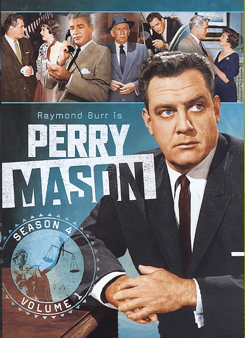 PERRY MASON:FOURTH SEASON VOL 1 BY PERRY MASON (DVD)